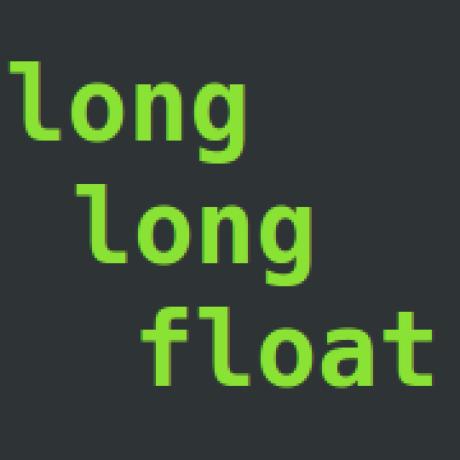 long-long-float