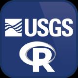 USGS-R logo