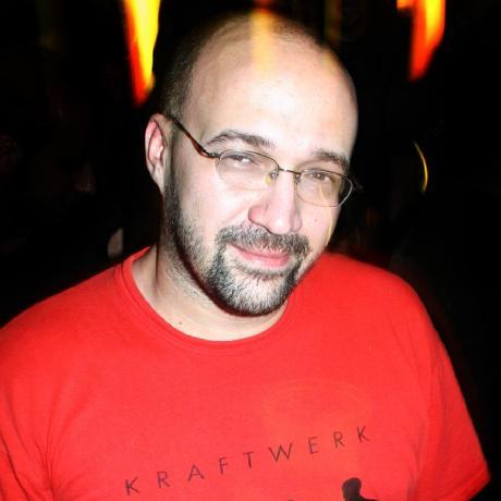 Photo of the wonderful Gil Barbara (@gilbarbara) - Coder