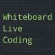 WhiteboardLiveCoding