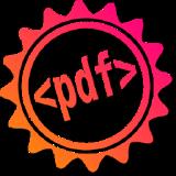 pdf2htmlEX logo