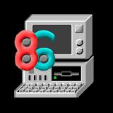 86Box logo