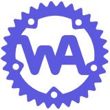 rustwasm logo