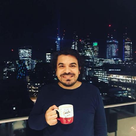 Photo of the wonderful Erhan BÃœTE (@erhan) - Python - Flask