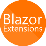 BlazorExtensions logo