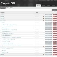 template-cms