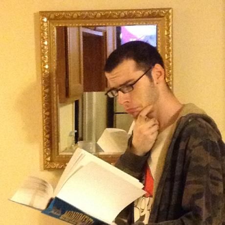 Photo of the wonderful Ryan Scott Lewis (@RyanScottLewis)