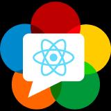 react-native-webrtc logo