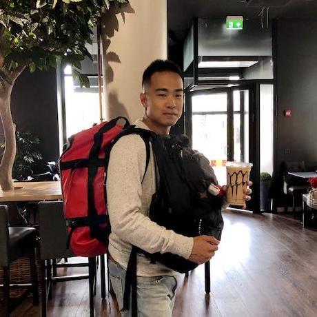 Davy Wai, Lead Teacher & Data Scientist presso Le Wagon Berlin