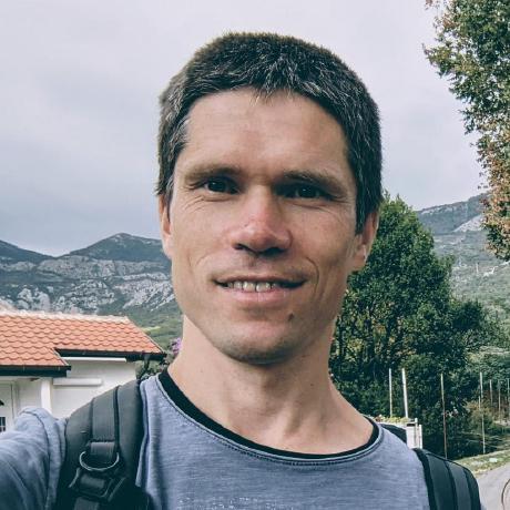 GitHub profile image of aantipov