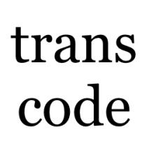 transcode-de