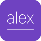 get-alex logo