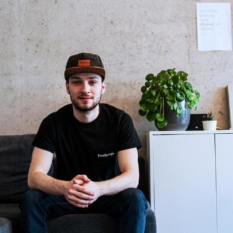 GitHub profile image of jankohlbach
