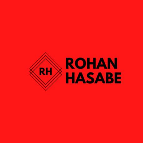Rohan Hasabe