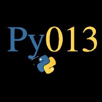 @Py013