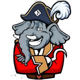 captainhookphp logo