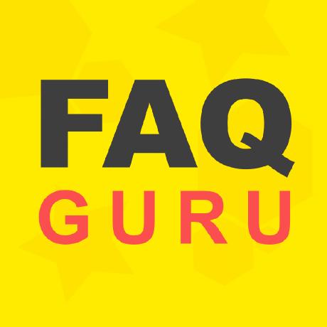 FAQGURU