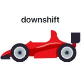downshift-js logo