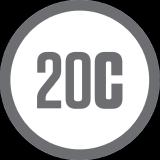 20c logo