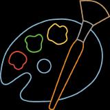 MSPaintIDE logo