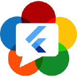 flutter-webrtc logo
