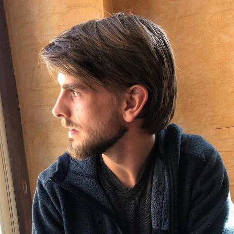 Joseph Connor's avatar