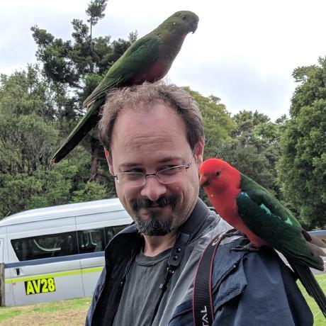 GitHub profile image of benkeen