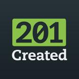 201-created