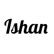Ishan Bhavsar