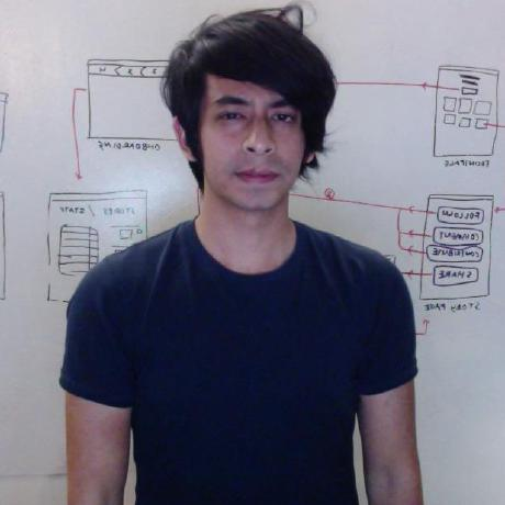 GitHub profile image of gaddafirusli