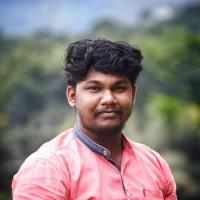 Avathar of Anandu Krishna V V from Gitlab/Github