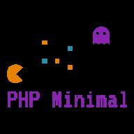 php-minimal