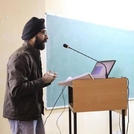 Manraj Singh