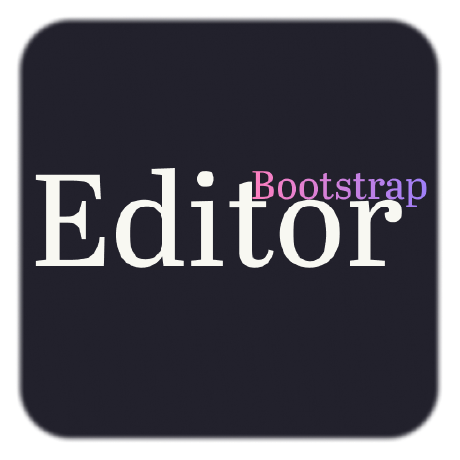 editor-bootstrap