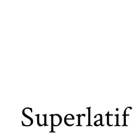 superlatif