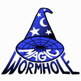 magic-wormhole logo