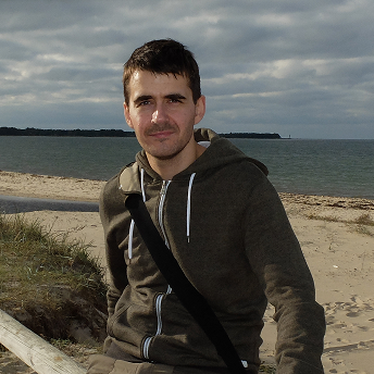 Photo of the wonderful Kaspars Mickēvi�s (@fxlv)