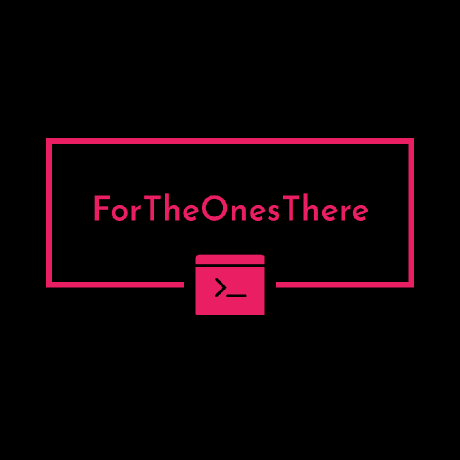 @ForTheOnesThere
