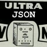 ultrajson logo