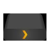 plexdrive logo