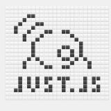 just-js logo