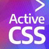 Active-CSS logo