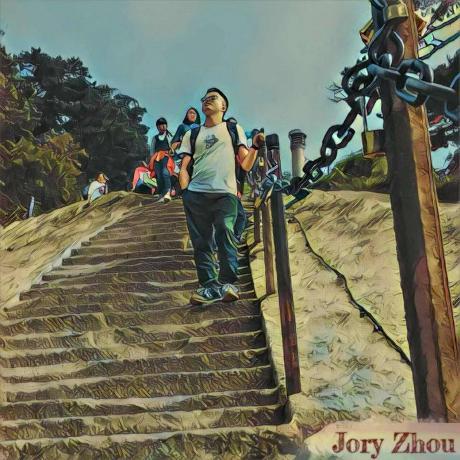 Jory Zhou