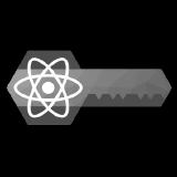 react-keycloak logo
