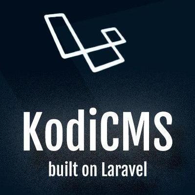 kodicms-laravel