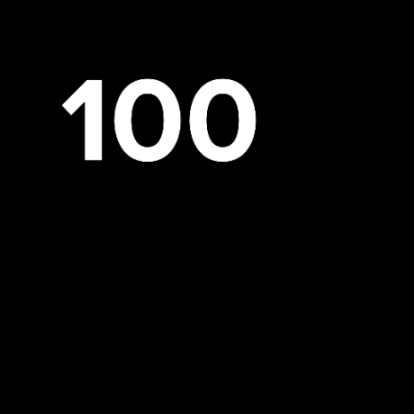 A picture representing 100grams