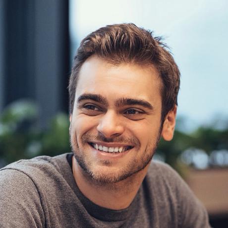 GitHub profile image of lucaburgio