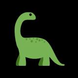 denosaurs logo
