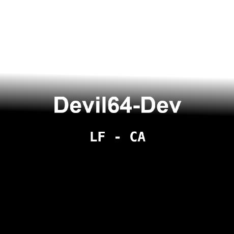 Devil64-Dev