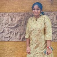 Avathar of Poornima J from Gitlab/Github